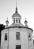 Church Barlaam Khutynsky in Vologda, Royalty Free Stock Image