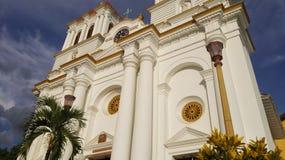 It is a church, Basilica Nuestra Señora de la Asunción royalty free stock photography