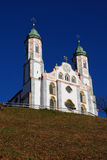 Church in Bavaria. Near Bad Tölz, Germany Stock Image