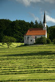 Church in the bavary Forest, Germany Royalty Free Stock Photo