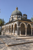 Church of the Beatitudes Royalty Free Stock Images