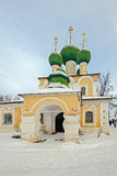 Church of the Beheading of John the Baptist in Uglich, Russia Stock Photography