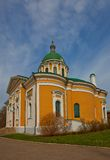 Church of Beheading of St John the Baptist (1904) in Zaraysk Royalty Free Stock Images