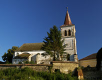 Church in Beia, Transylvania Royalty Free Stock Photo
