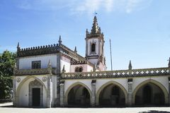 Church in Beja Stock Photo