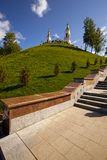 Church. Belarus Royalty Free Stock Images