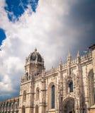 Church in Belem Portugal Stock Photo