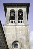 Church belfry Royalty Free Stock Photo