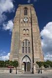 Church, Belgium Stock Photography