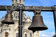 The church bell royalty free stock photography