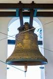 Church bell closeup Royalty Free Stock Image