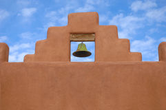 Church Bell-New Mexico Southwest Stock Photos