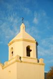 Church bell tower Royalty Free Stock Images