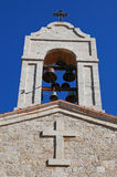 Church bell tower Stock Photography