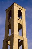 Church Bell Tower. Closeup on Church Bell Tower Stock Image