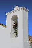 Church bell tower in Armacao De Pera Royalty Free Stock Photos