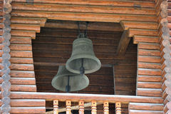 Church bell tower of the Cathedral Royalty Free Stock Photo