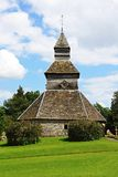 Church bell tower, Pembridge. Royalty Free Stock Photography