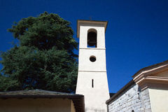 Church In Bellagio, Italy Royalty Free Stock Image