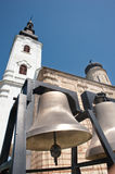 Church bells Royalty Free Stock Photos