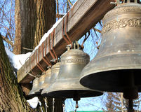 Church bells Stock Photography