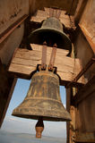 Church bells royalty free stock photography