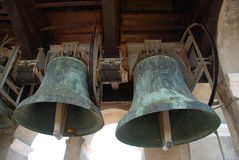 Church bells Royalty Free Stock Photo