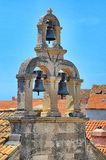 Church bells kroatia Stock Photography