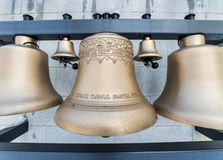 Church bells Royalty Free Stock Images