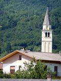 Church in Belluno Royalty Free Stock Photography