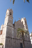 Church in Benissa Stock Photos