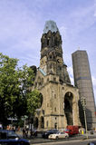Church- Berlin, Germany Royalty Free Stock Photos