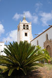 Church in Betancuria, Fuerteventura, Spain Stock Photography