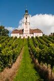 Church Birnau, Germany Royalty Free Stock Photography
