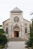 Church of the Blessed Virgin Mary in Yalta Royalty Free Stock Photography