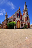 Church with Blue Sky as Background. Old Church in Fremantle, Perth Stock Image