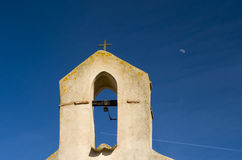 Church and blue sky Royalty Free Stock Images