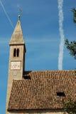 Church in Bolzano, Italy. Stock Photo