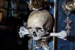 Church of Bones Stock Photos