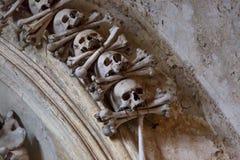 Church of Bones Royalty Free Stock Photography