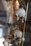 Church of Bones Royalty Free Stock Images