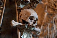 Church of Bones Stock Photo