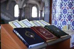 Church books Royalty Free Stock Photos