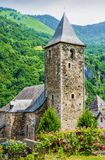 Church in Borce Royalty Free Stock Images