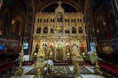 Church in Brasov Stock Images