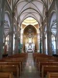 Church in Brazil Royalty Free Stock Photo