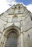 Church of Breda in the  Netherlands Stock Images