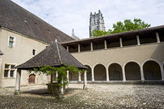 Church of Brou (Bourg-en-Bresse) Royalty Free Stock Photos