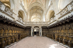 Church of Brou (Bourg-en-Bresse) Stock Photos