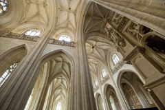 Church of Brou (Bourg-en-Bresse) Royalty Free Stock Photography